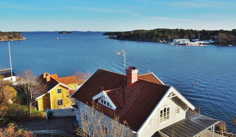 Dalarö and othe seaside resorts of Sweden